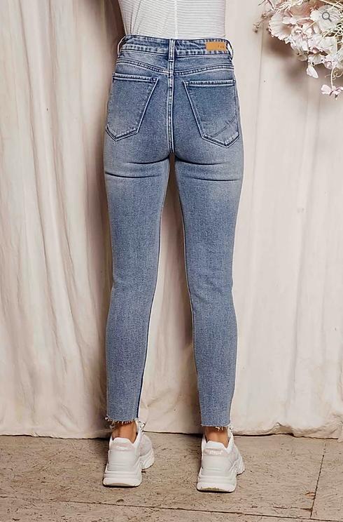 PEPITES fam jeans high waist skinny jill-3