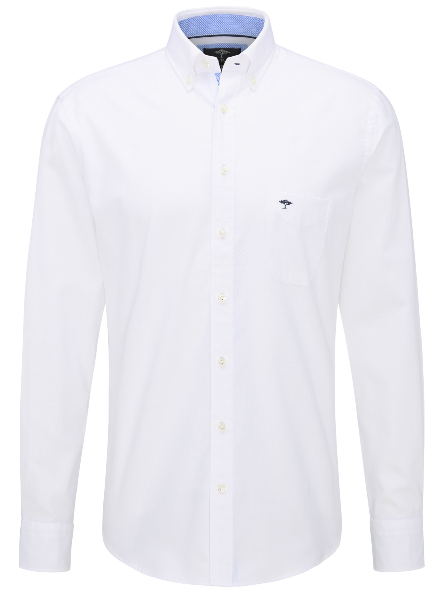 FYNCH chemise blanche-1