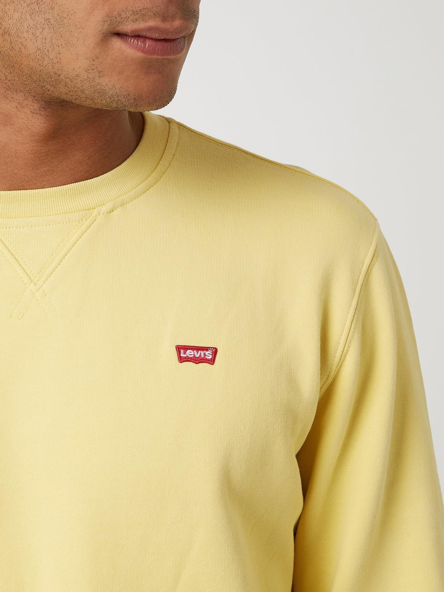 LEVIS sweat avec logo brodé-2