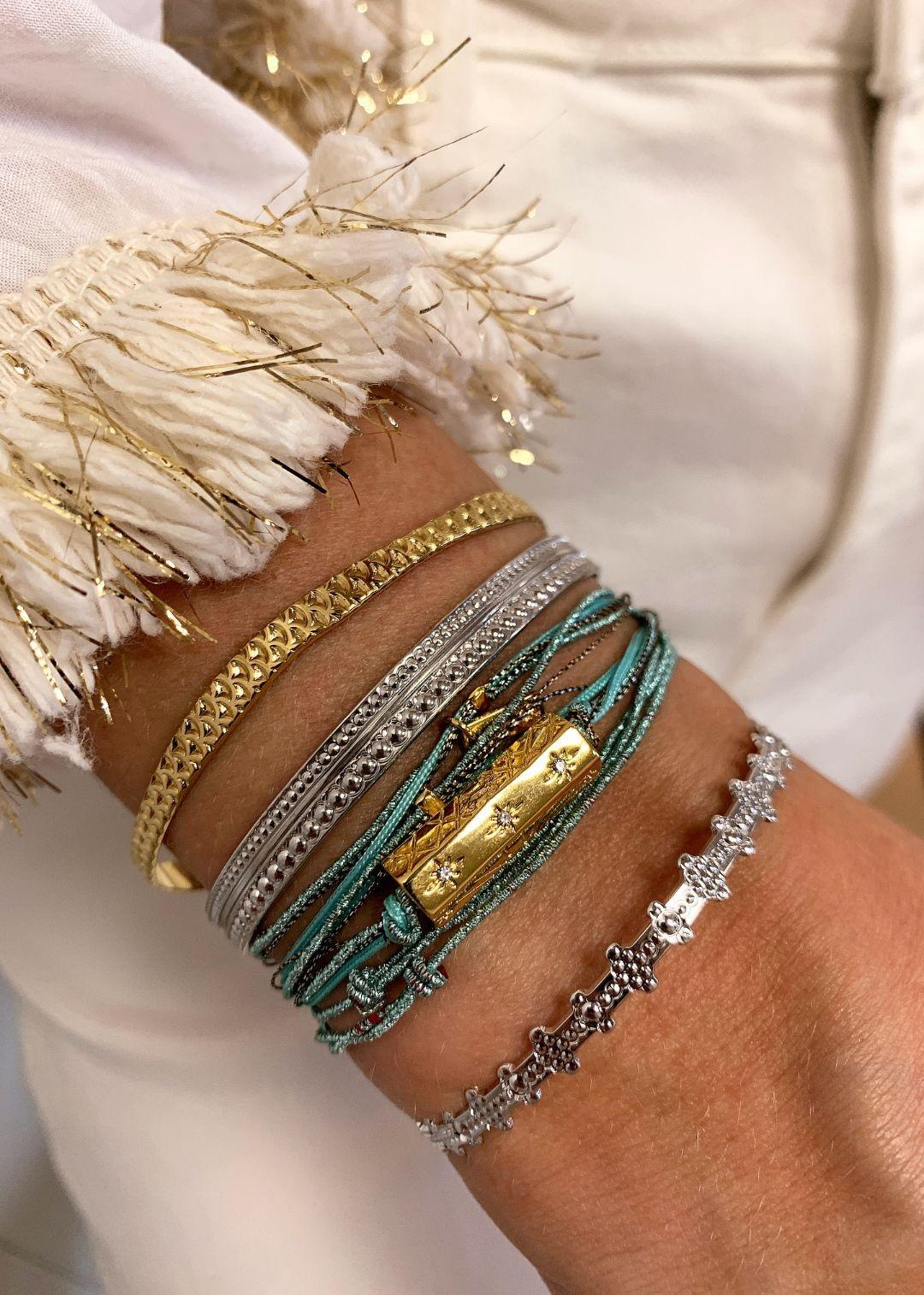 MYA BAY  bracelet jonc maharaja-2