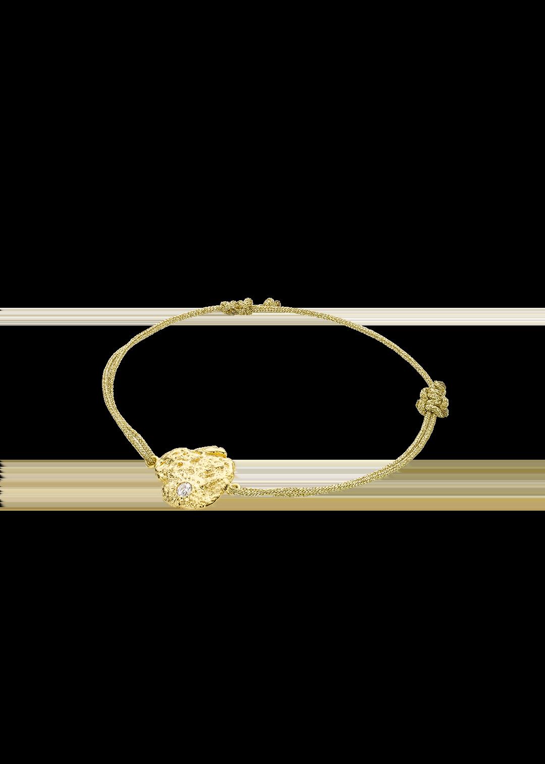 MYA BAY   bracelet pépite d'or-2