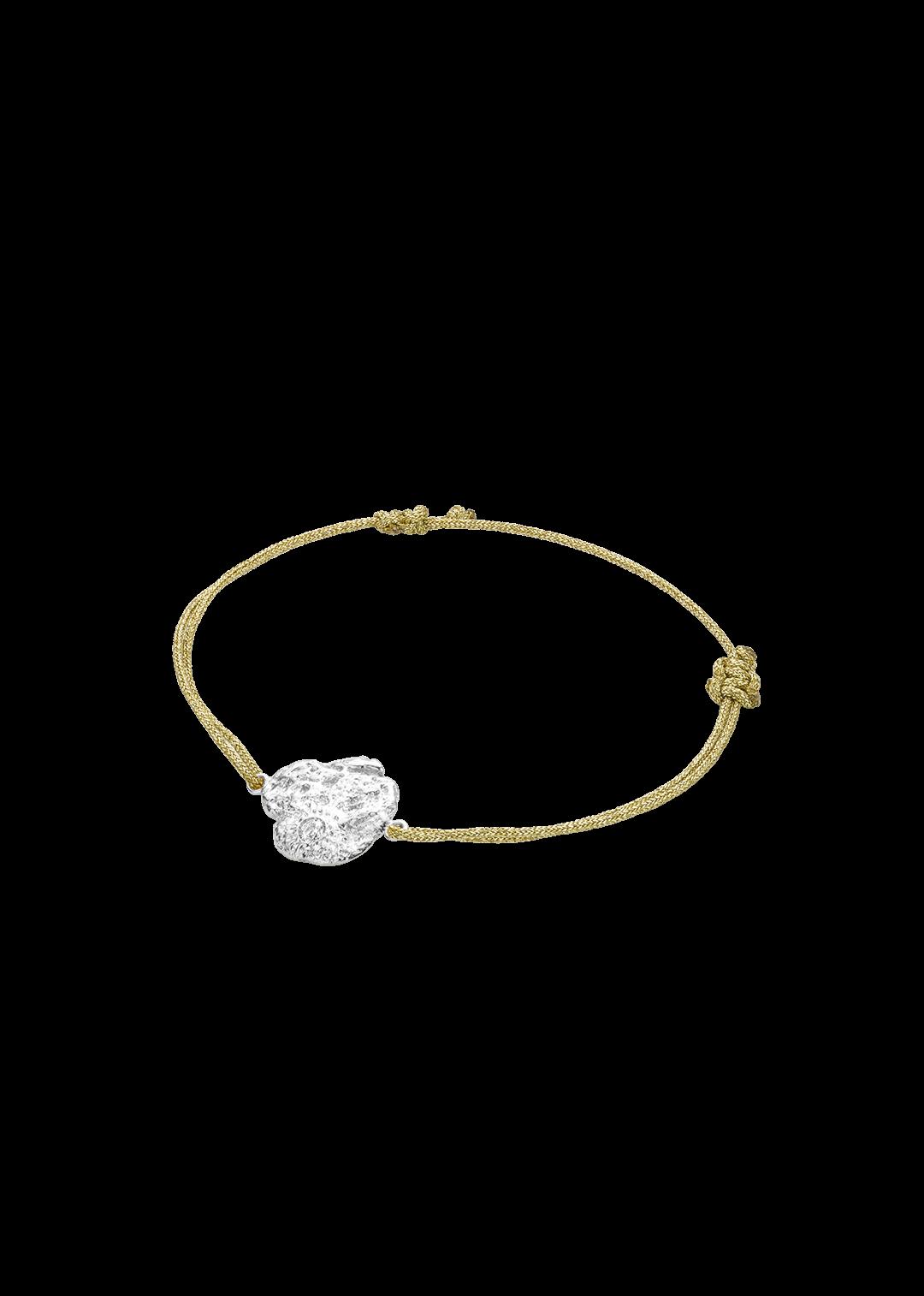 MYA BAY   bracelet pépite d'or-1