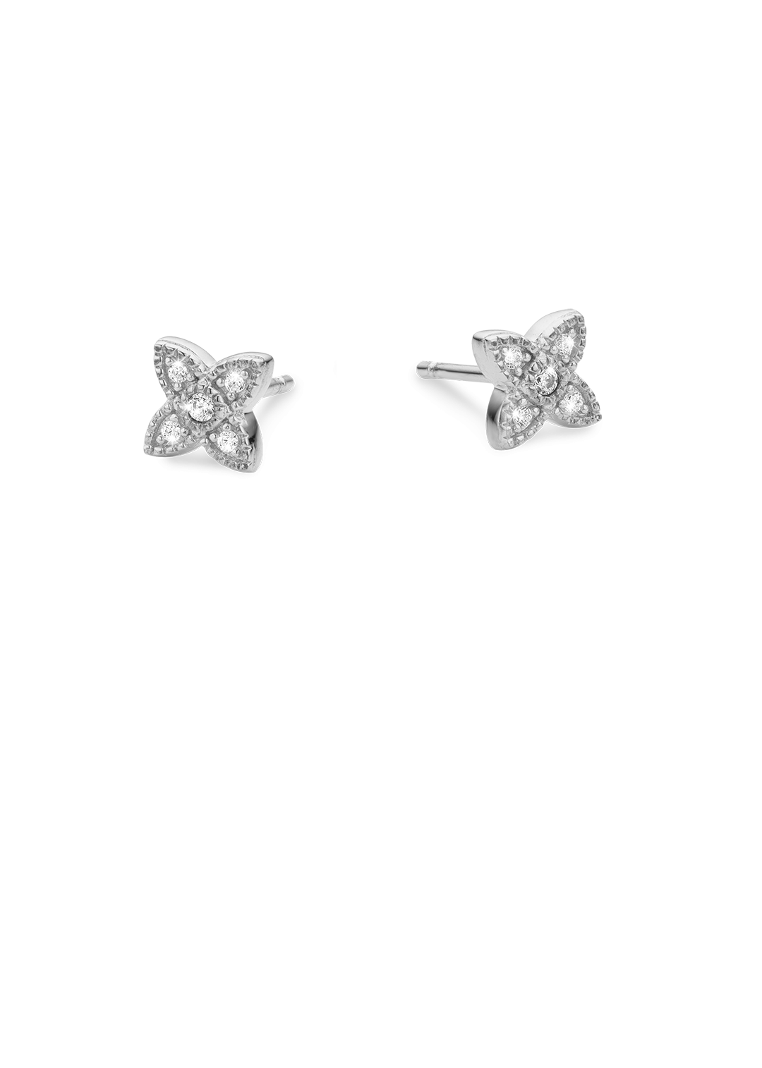 MYA BAY   boucles d'oreilles lotus-2