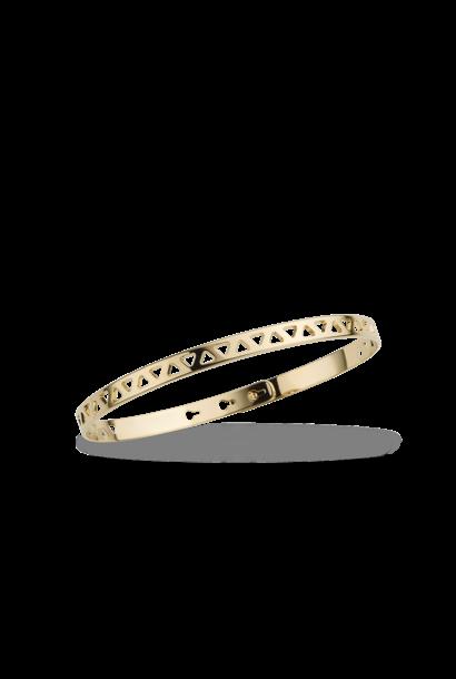 MYA BAY   bracelet triangles