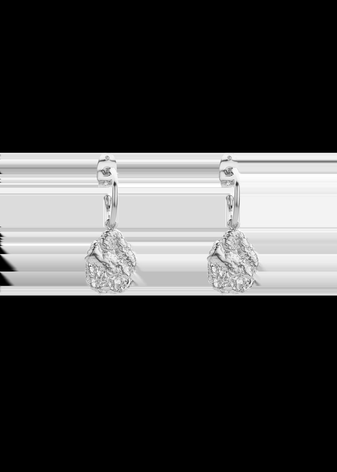 MYA BAY boucles d'oreilles pépites d'or-2