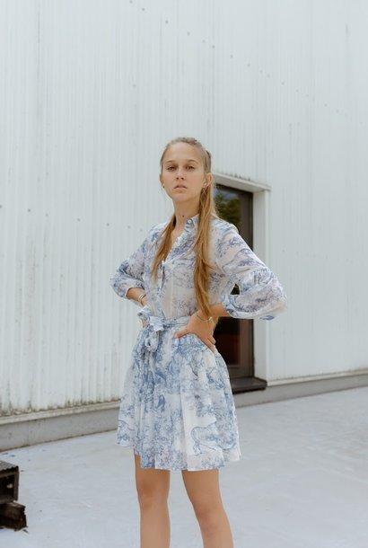 DREAMCATCHER robe bleue