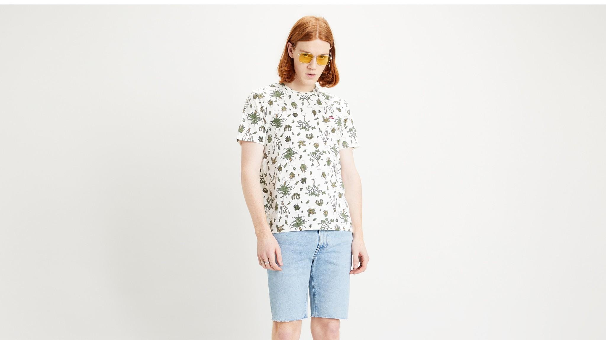 LEVIS t-shirt original housemark-1