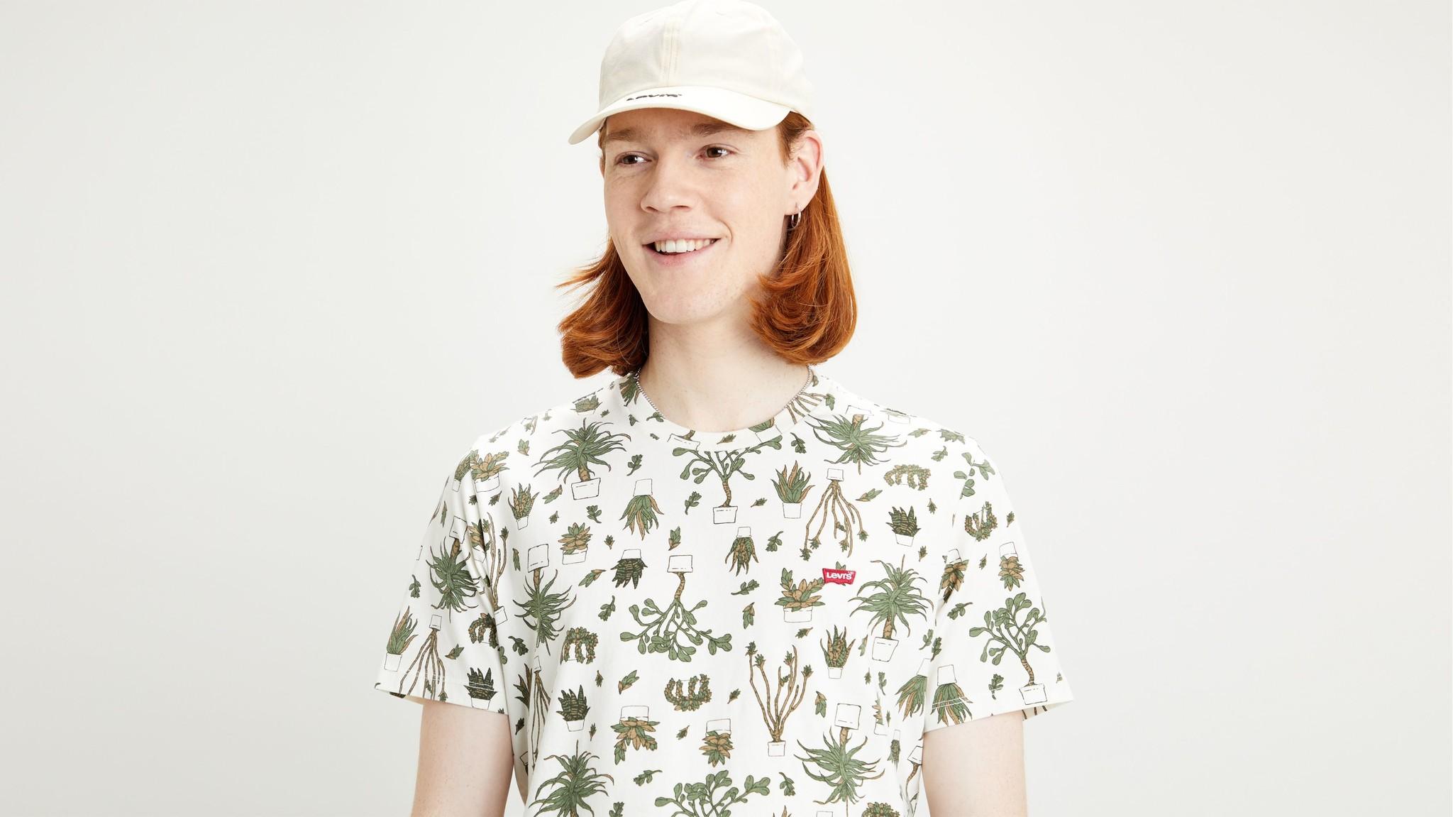 LEVIS t-shirt original housemark-2