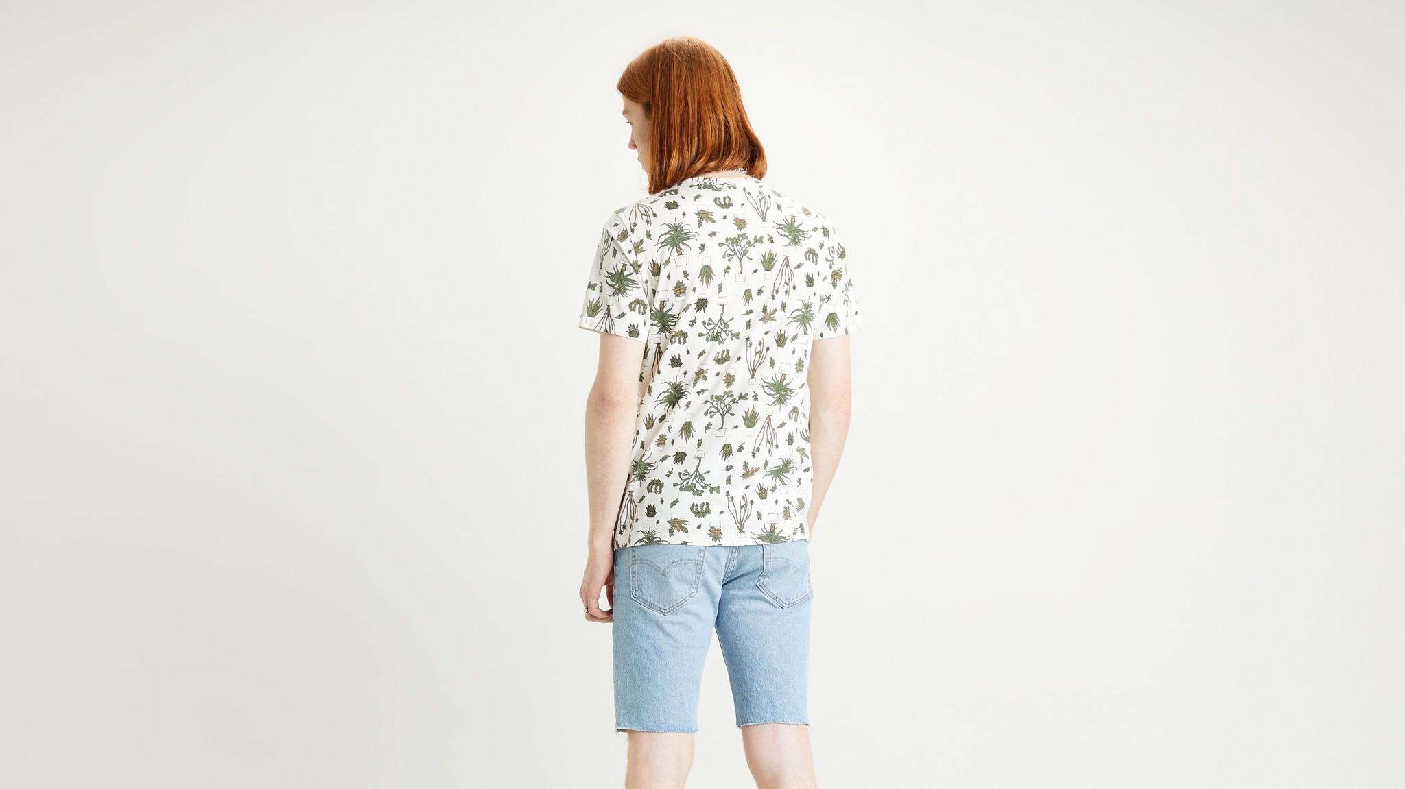 LEVIS t-shirt original housemark-3