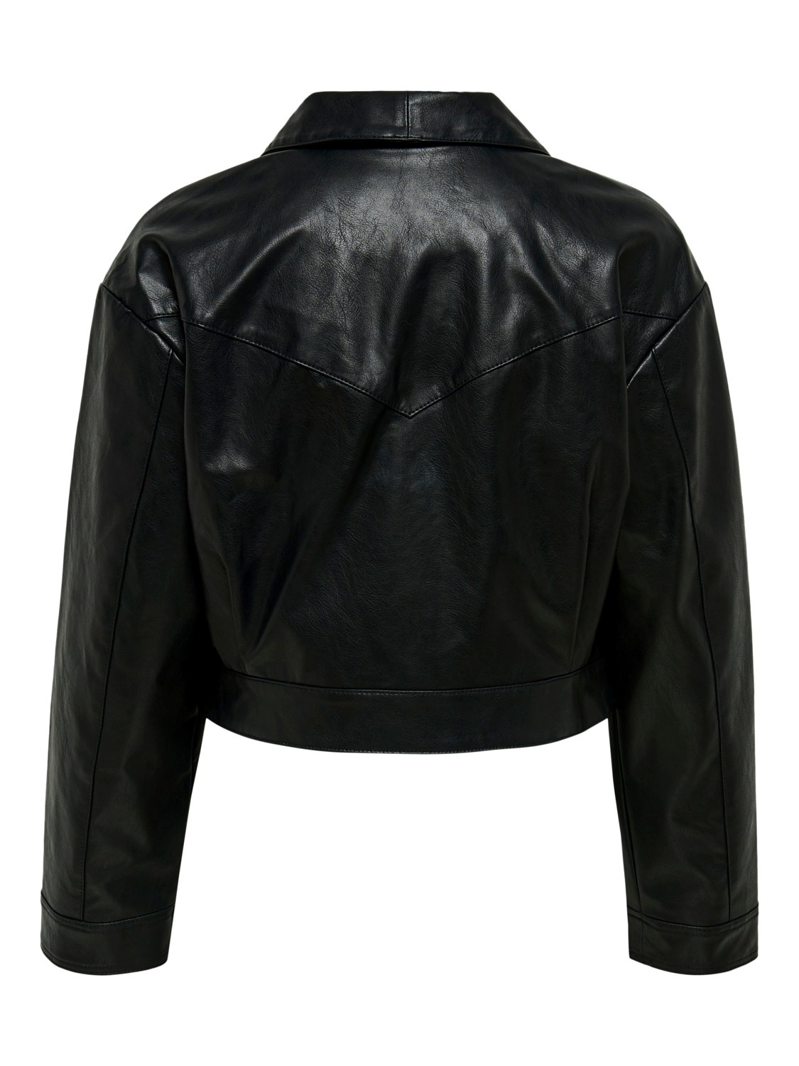 PEPITES only veste kara faux leather-2