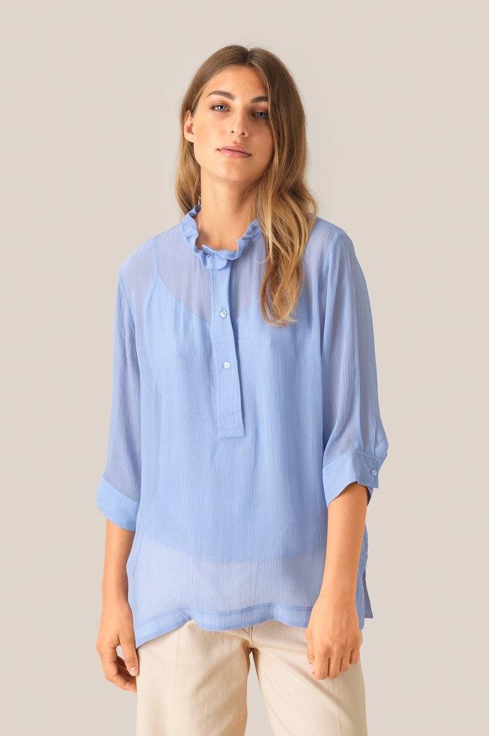 SECOND FEMALE chemise tul-2