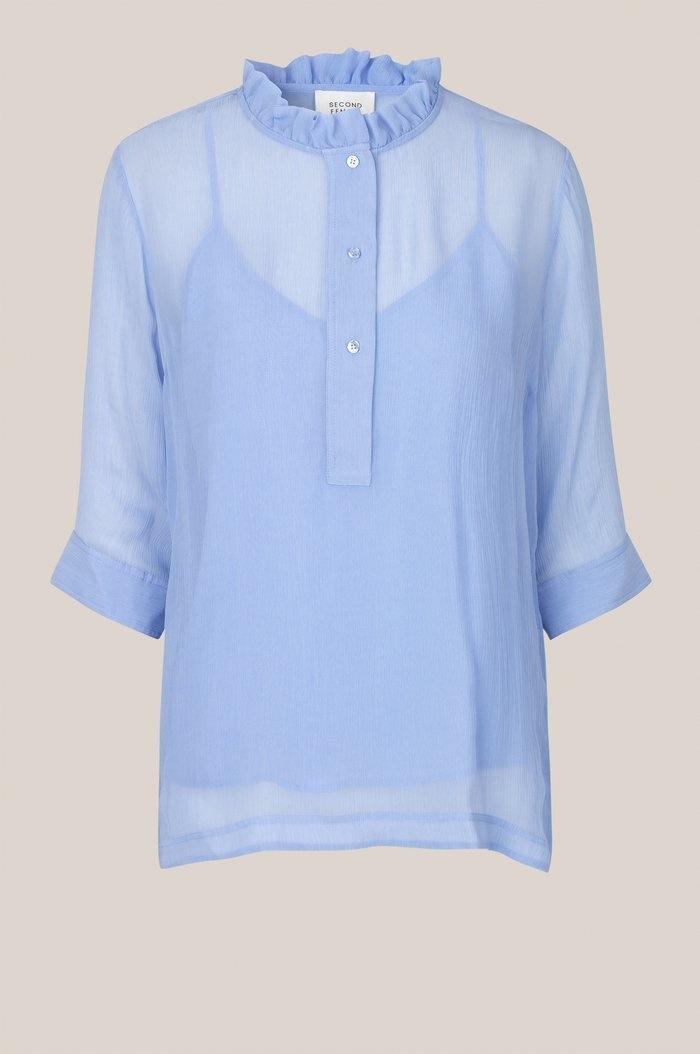 SECOND FEMALE chemise tul-1