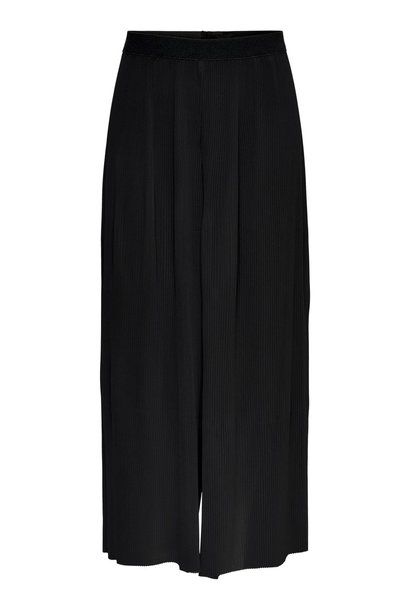 PEPITES only pantalon peppe cropped plissé
