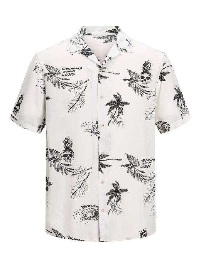 JACK & JONES chemise imprimé palmier-5