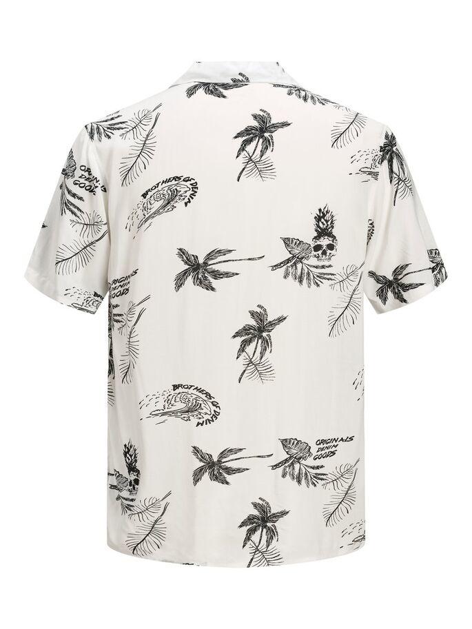 JACK & JONES chemise imprimé palmier-6