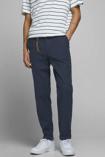 JACK & JONES pantalon lin chino