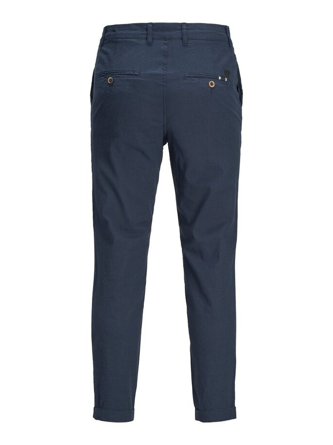 JACK & JONES pantalon lin chino-6