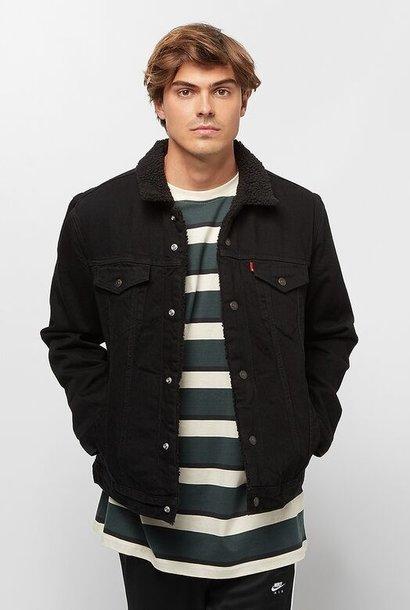 LEVIS veste original jean noir