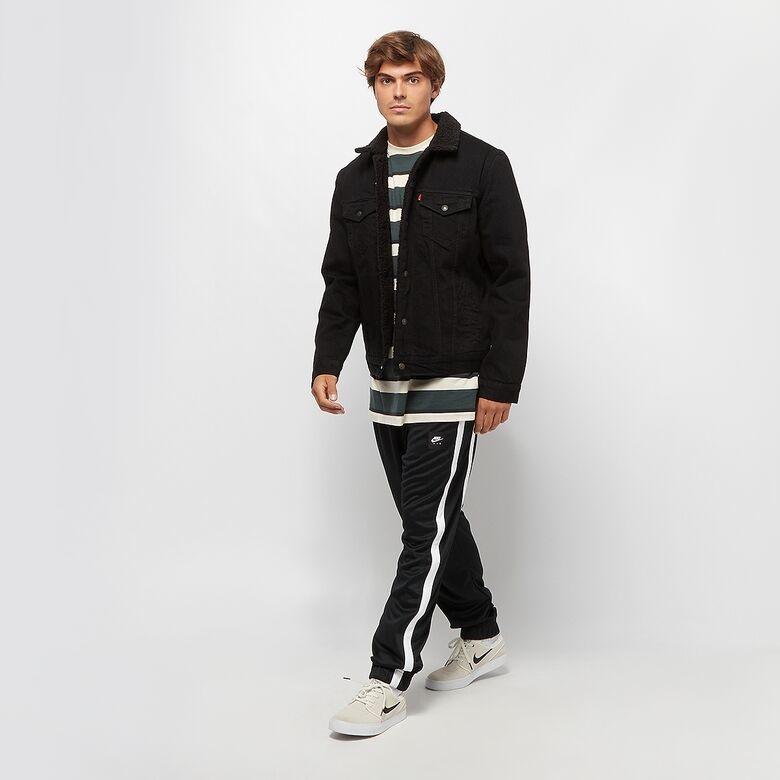LEVIS veste original jean noir-5