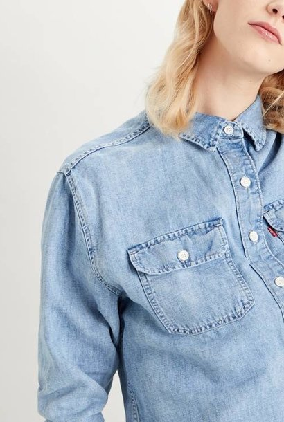 LEVIS chemise loosey goosey