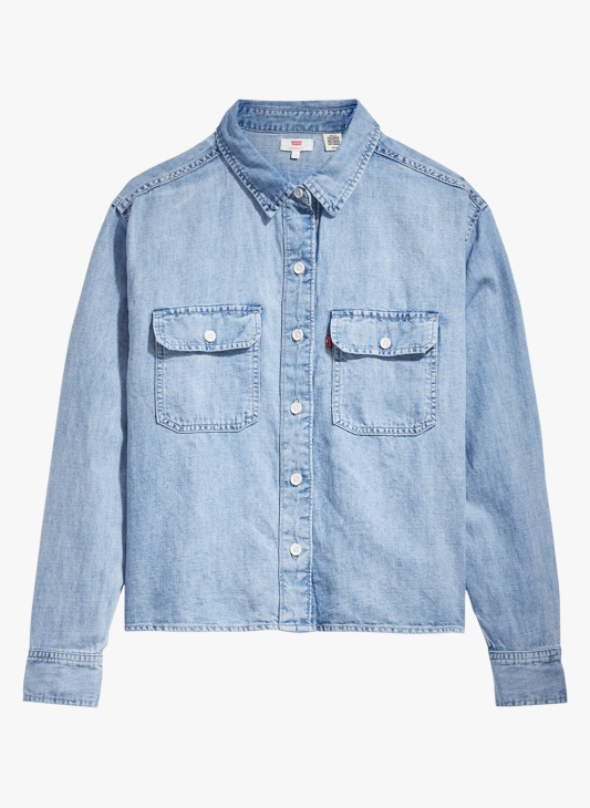 LEVIS chemise loosey goosey-2