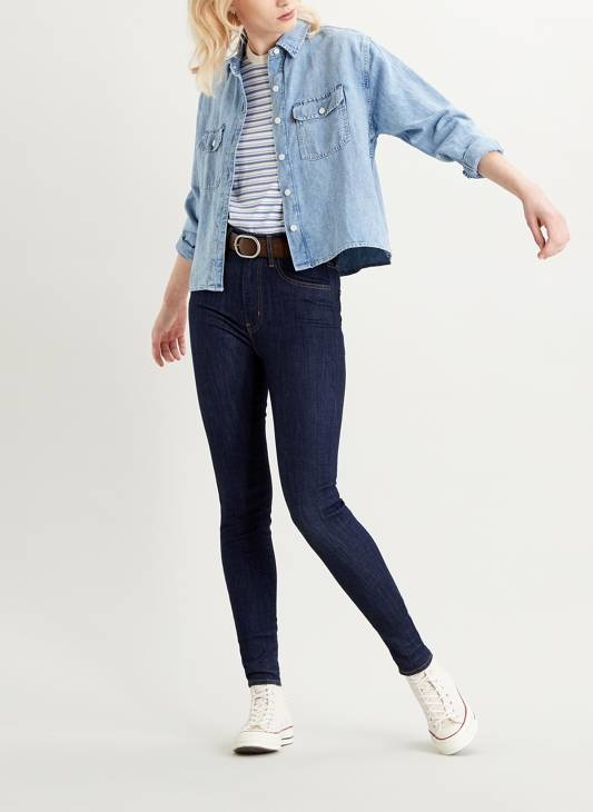 LEVIS chemise loosey goosey-3