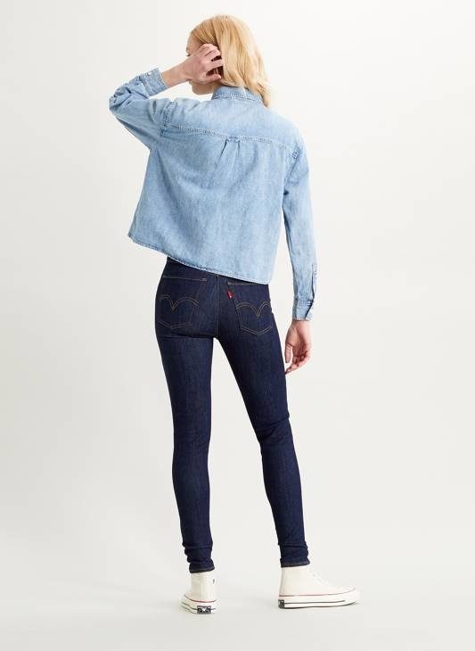LEVIS chemise loosey goosey-4