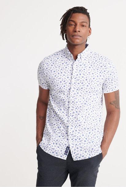 SUPERDRY chemise classique imprimé skoreditch