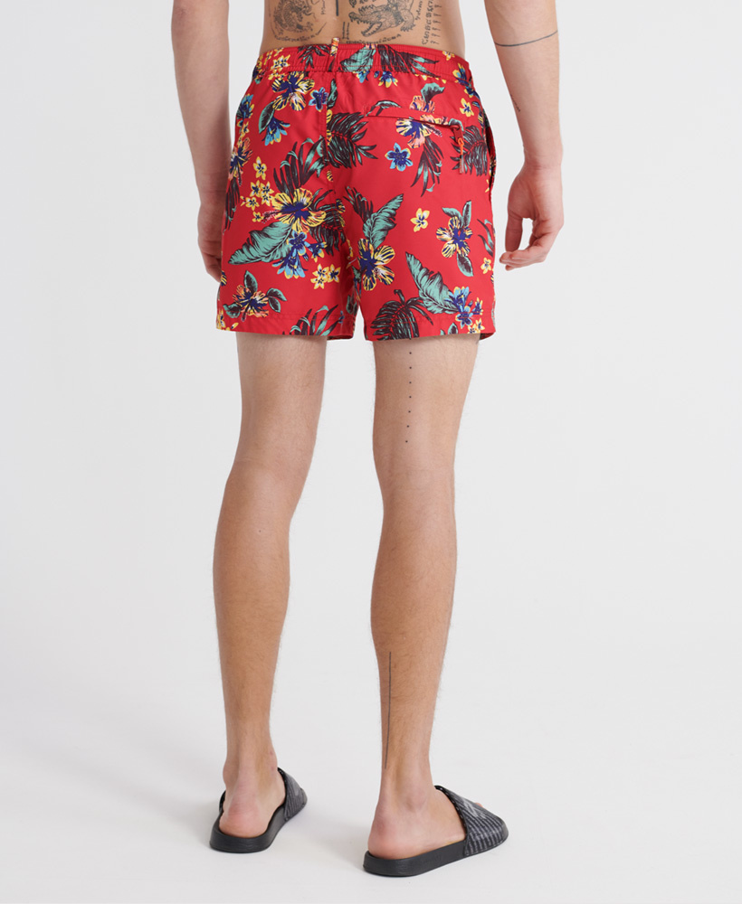 SUPERDRY maillot short beach volley-3