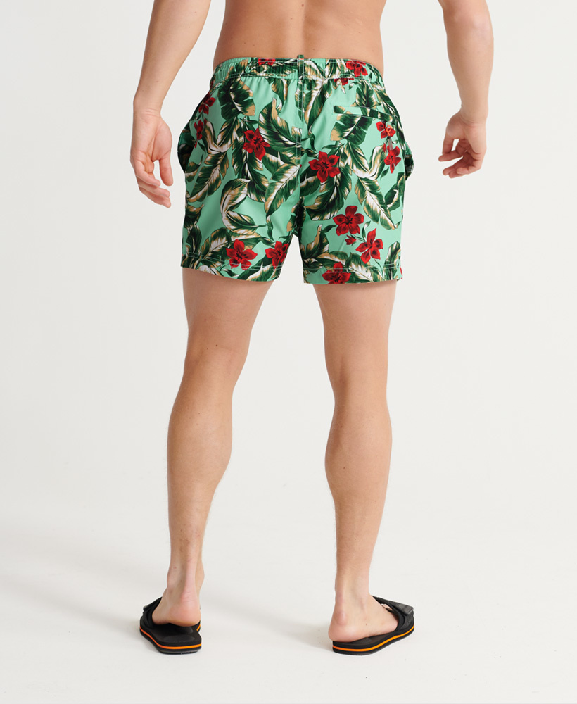 SUPERDRY maillot short beach volley-8
