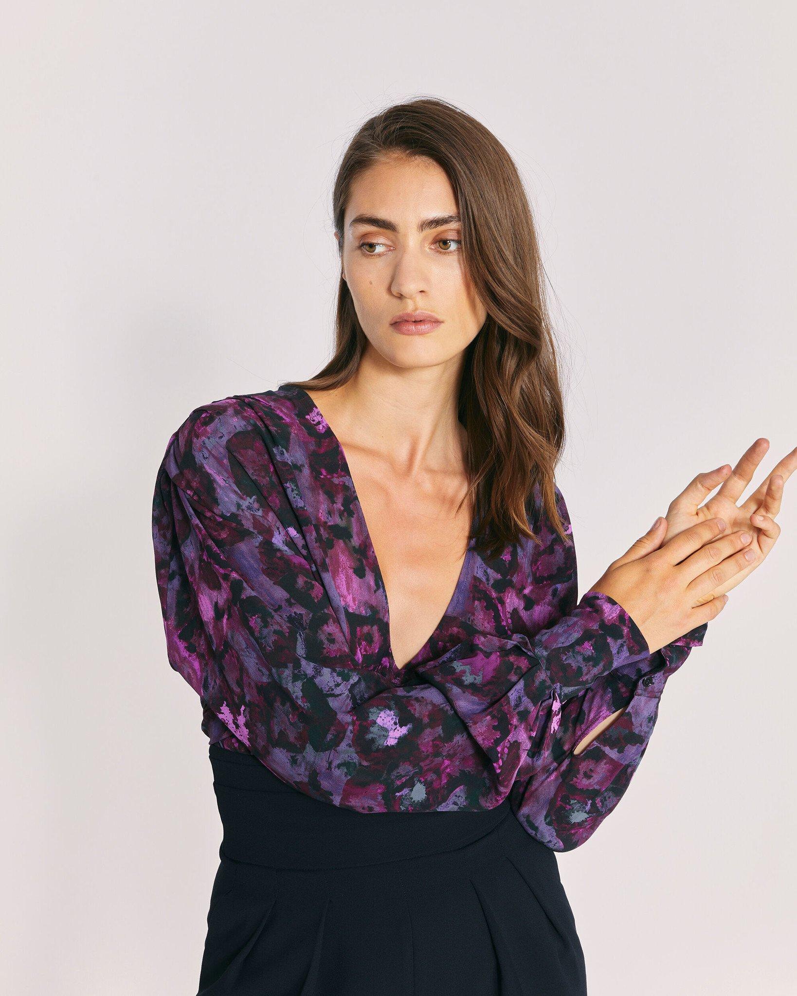 IRO blouse hush-2