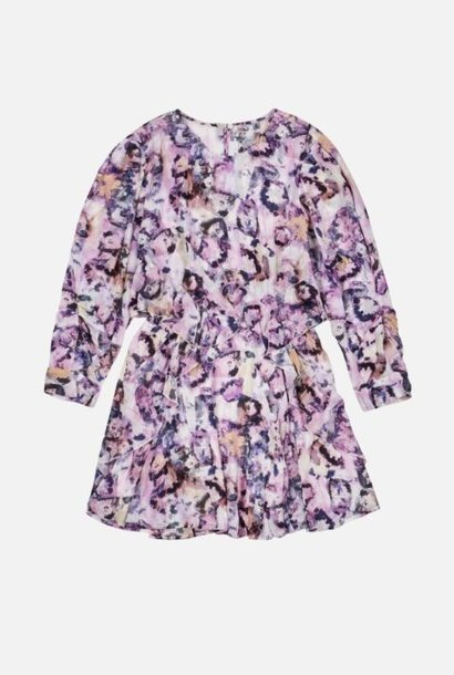 IRO robe orchid