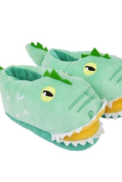 SUNNYLIFE pantoufles crocodile 1/2ans