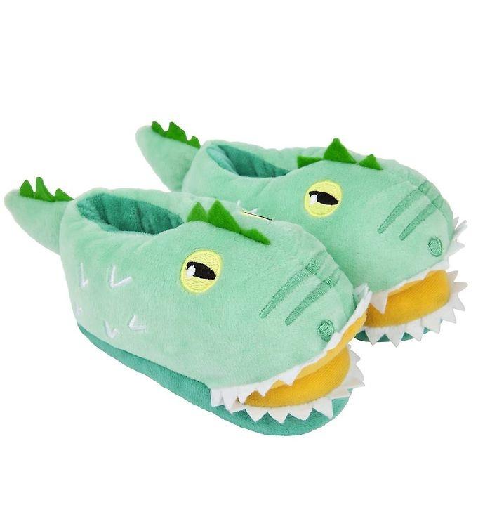 SUNNYLIFE pantoufles crocodile 1/2ans-1