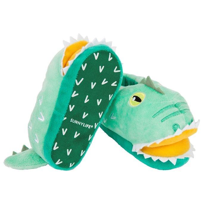 SUNNYLIFE pantoufles crocodile 1/2ans-2