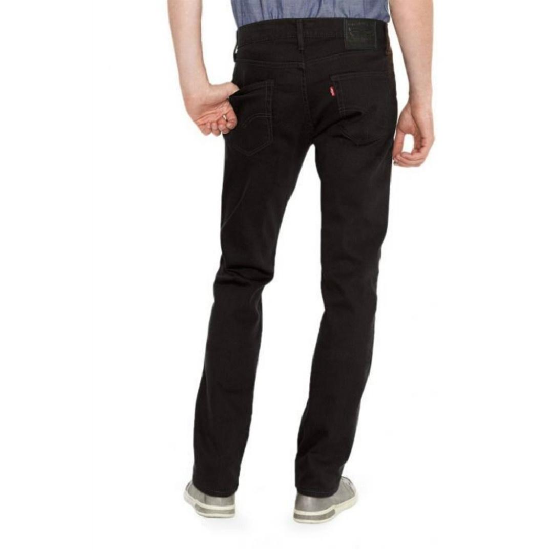 LEVIS jeans slim fit 511 black-3