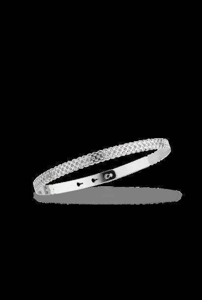 MYA BAY bracelet jonc bulles perlées