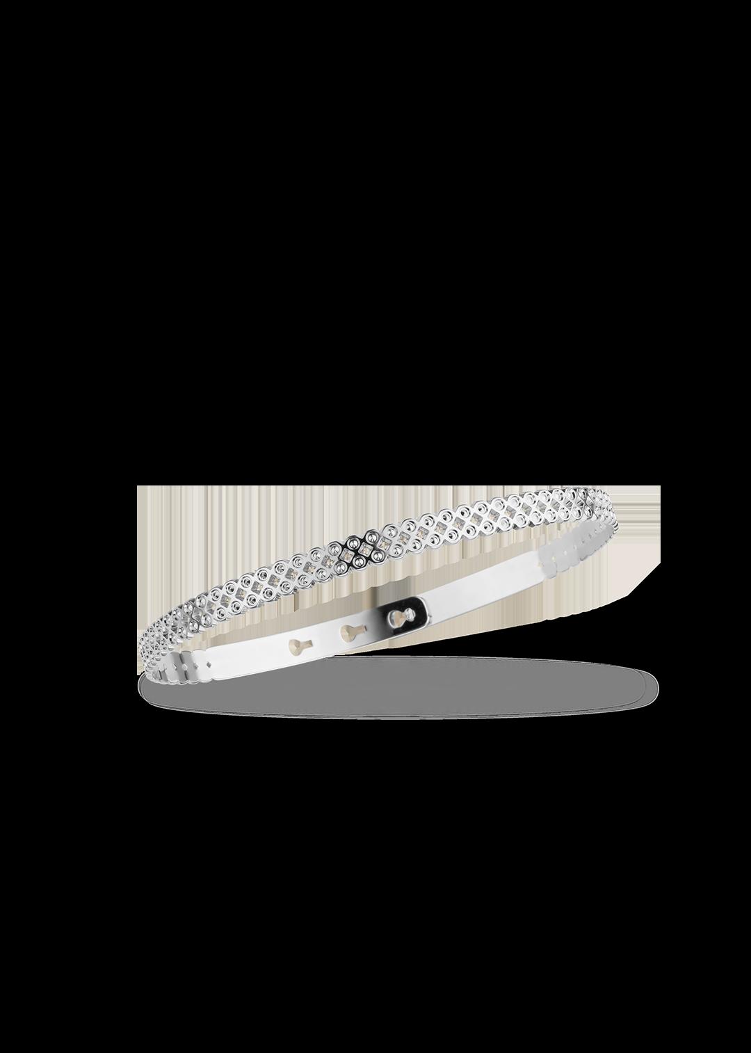 MYA BAY bracelet jonc bulles perlées-1