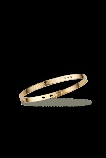 MYA BAY bracelet jonc maman je t<3 <3 <3