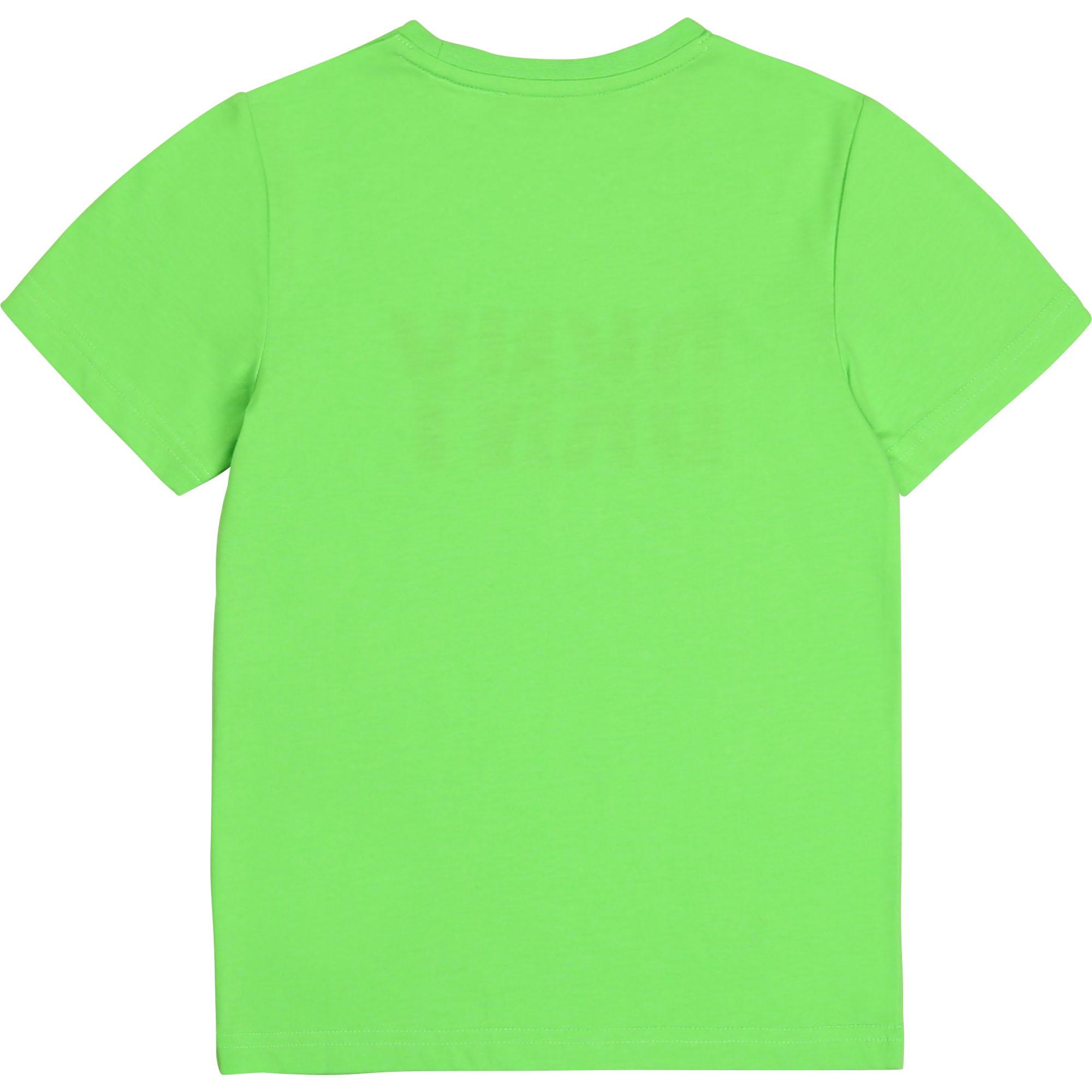 DKNY t-shirt en jersey avec imprimé-2