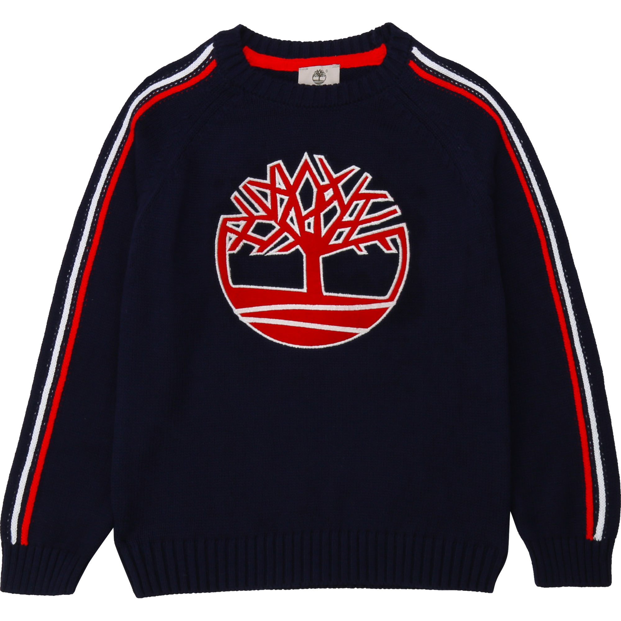 TIMBERLAND pull tricot en coton-1