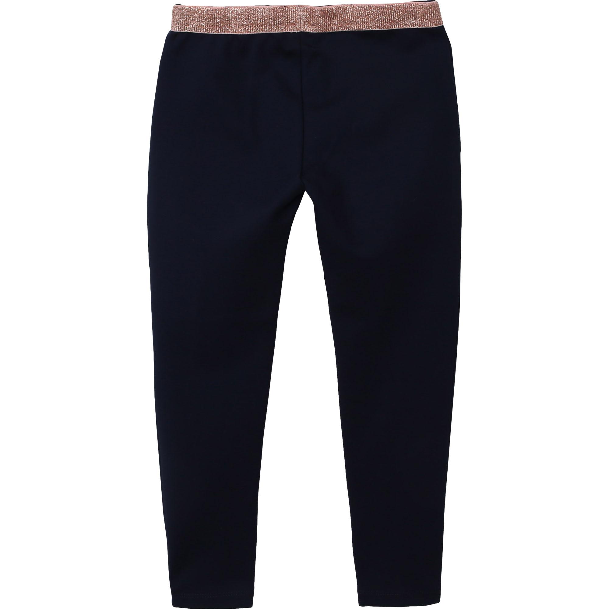 CARREMENT BEAU pantalon en milano à boutons-2