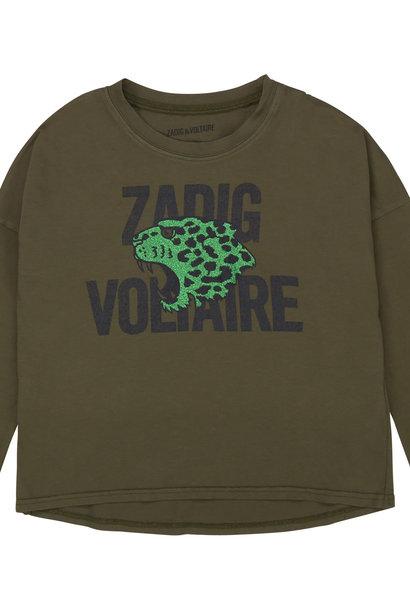 ZADIG&VOLTAIRE t-shirt ample en coton