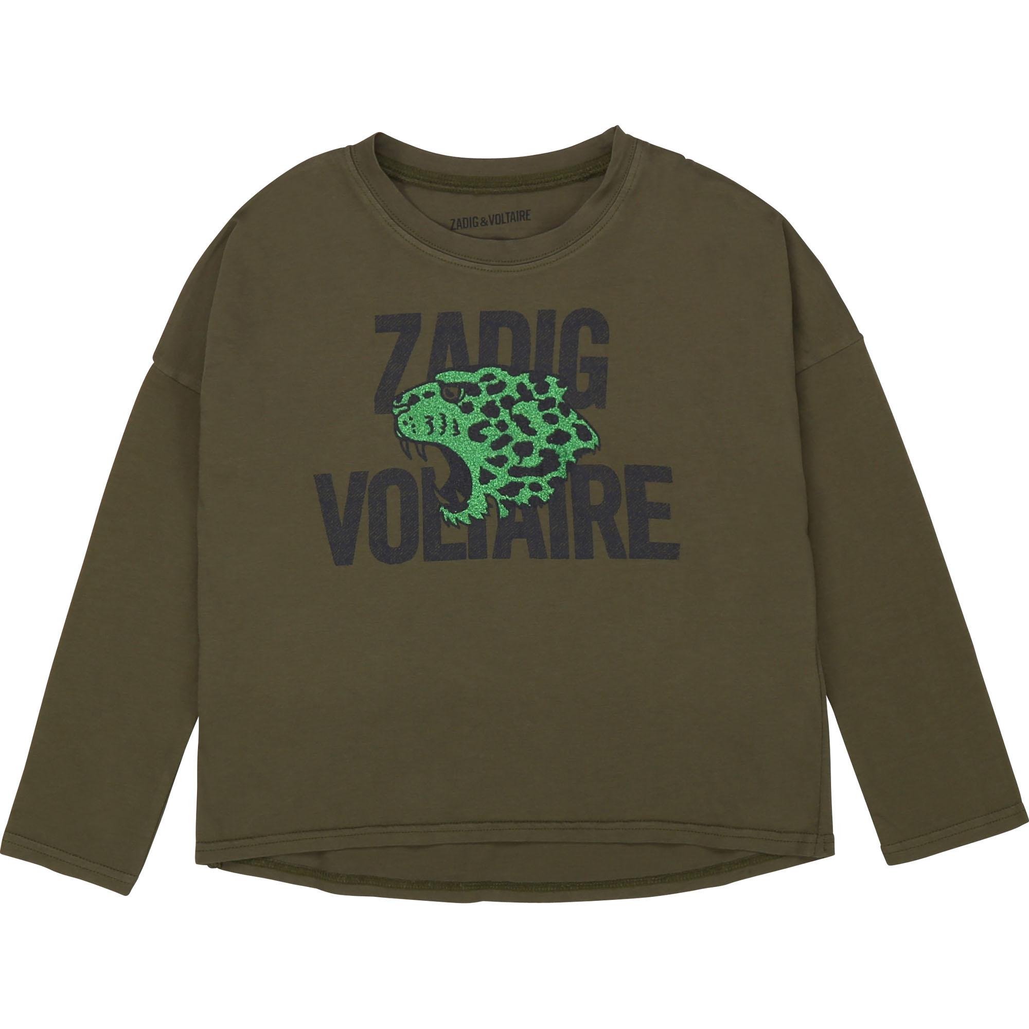 ZADIG&VOLTAIRE t-shirt ample en coton-1