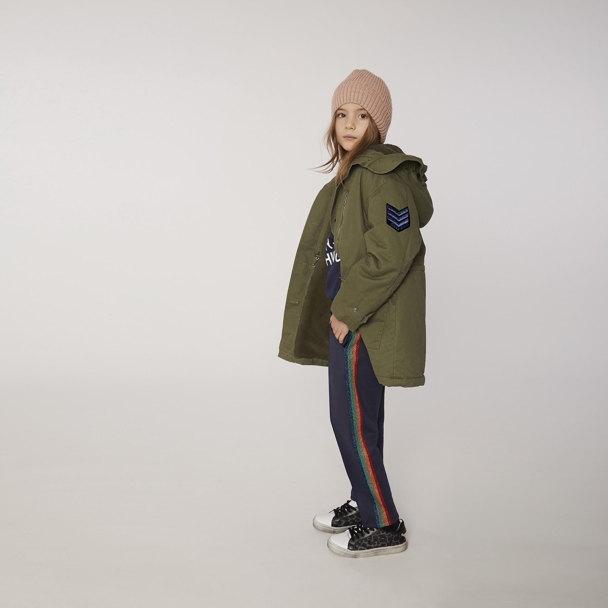 ZADIG&VOLTAIRE veste parka à capuche en coton-3
