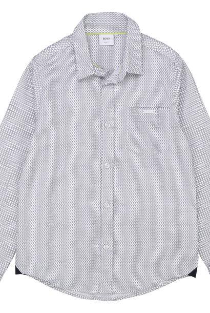 BOSS chemise slim imprimée