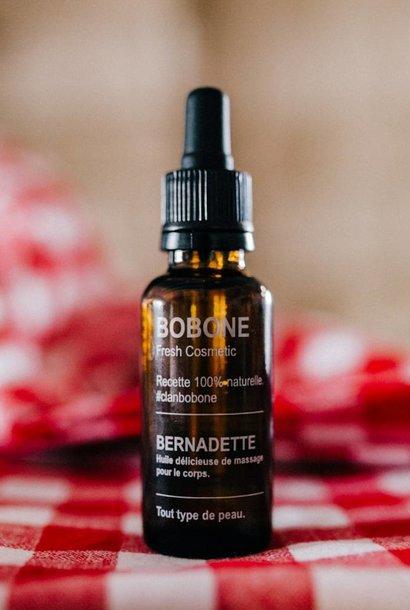 BOBONE huile de massage Bernadette
