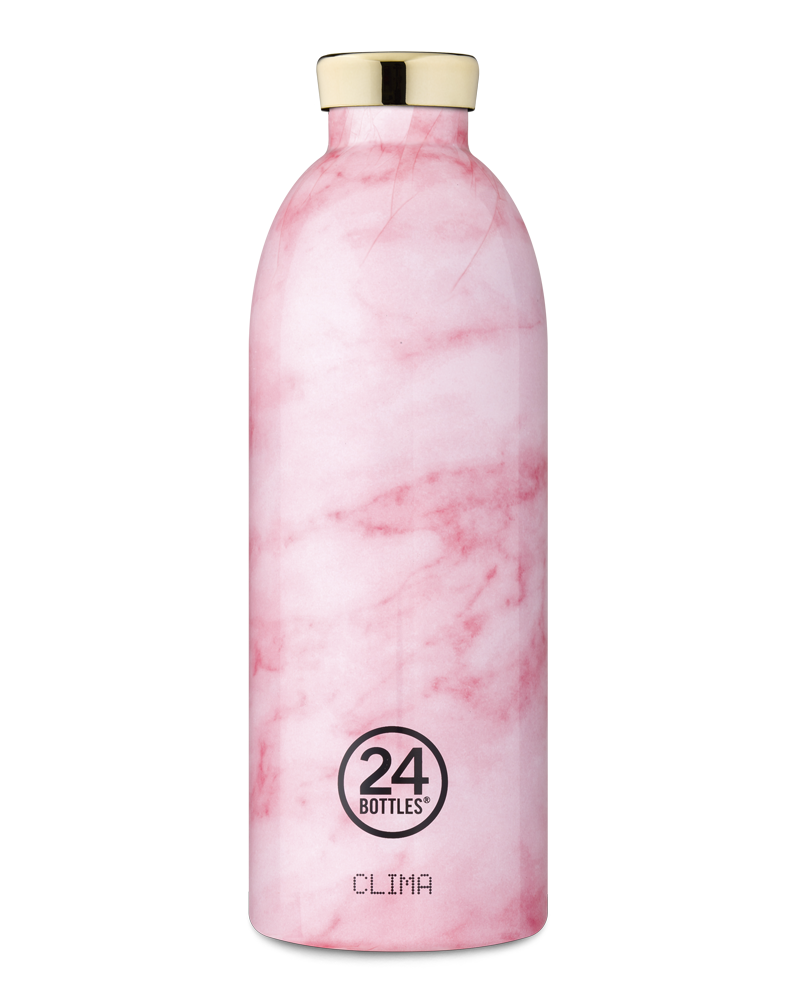 Clima Bottle 850 Marble Pink-1