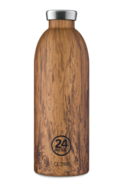 Clima Bottle 850 Sequoia Wood