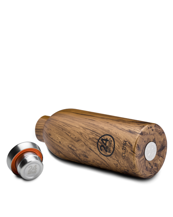 Clima Bottle 850 Sequoia Wood-3